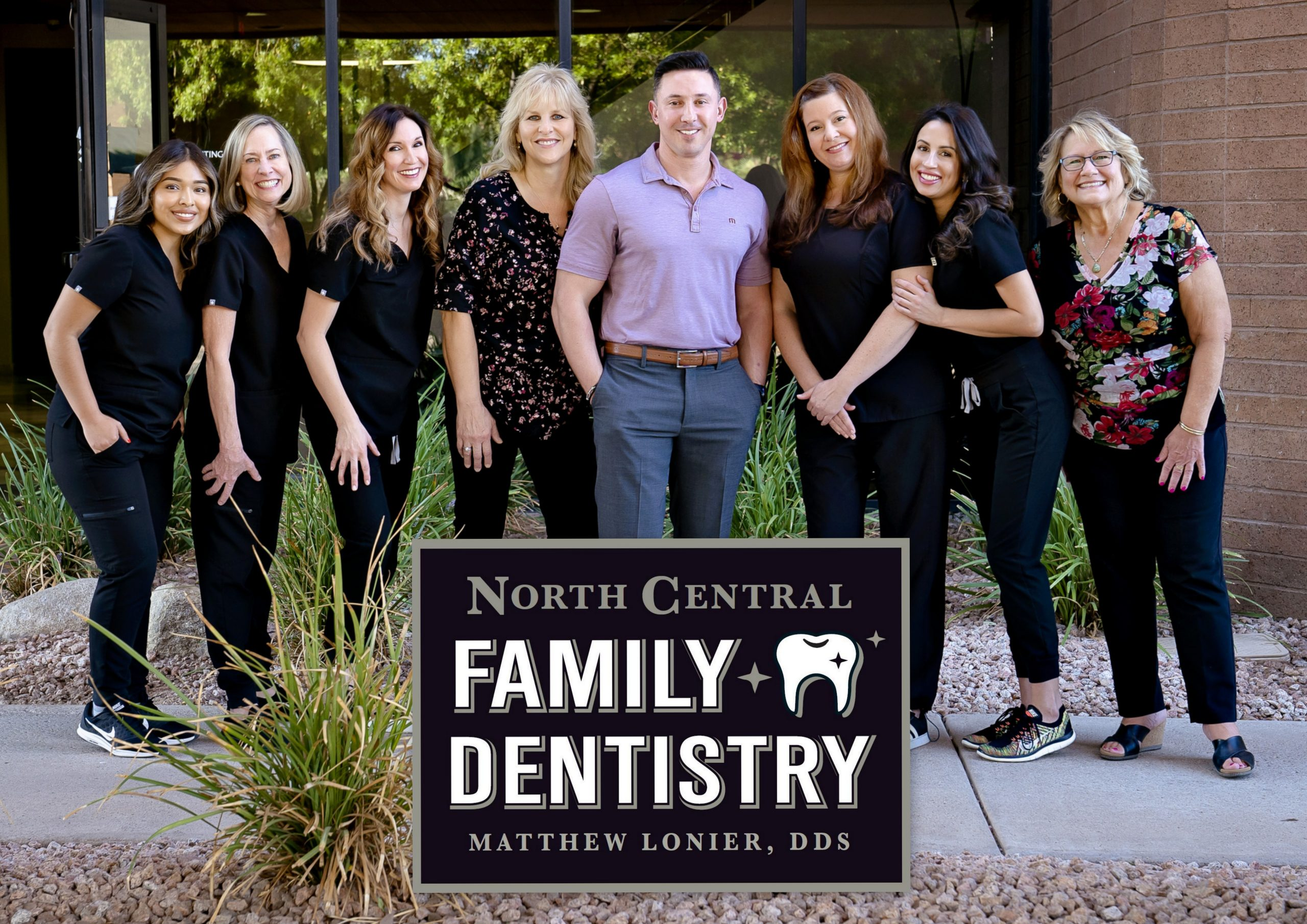 Family Dentist Central Phoenix