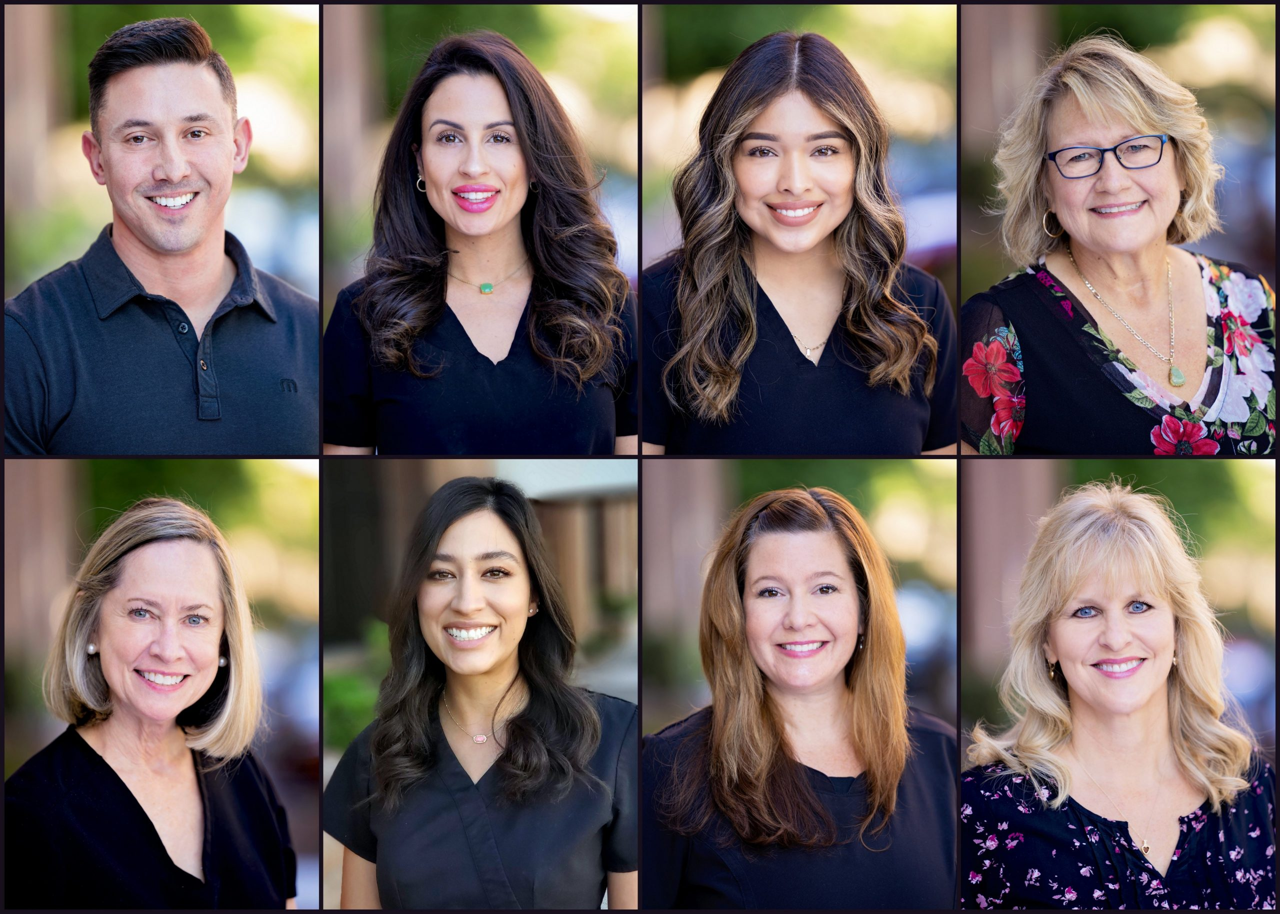 Employees of North Central Family Dentistry