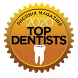 Phoenix Magazine Top Dentist 2020 Matthew Lonier