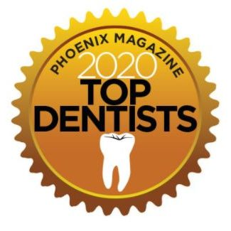 Phoenix Magazine Top Dentist Matthew Lonier